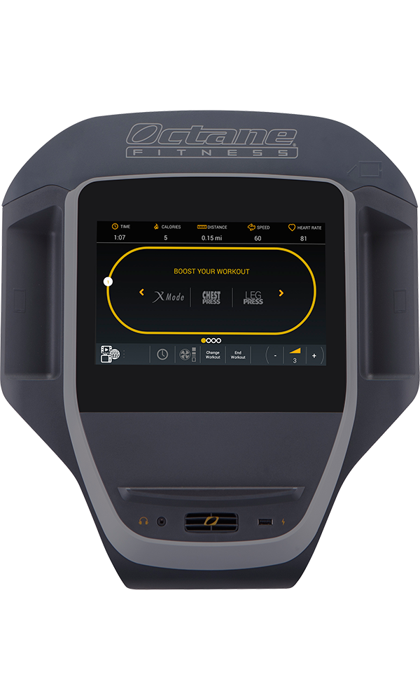 xr6000s swivel seat smart console